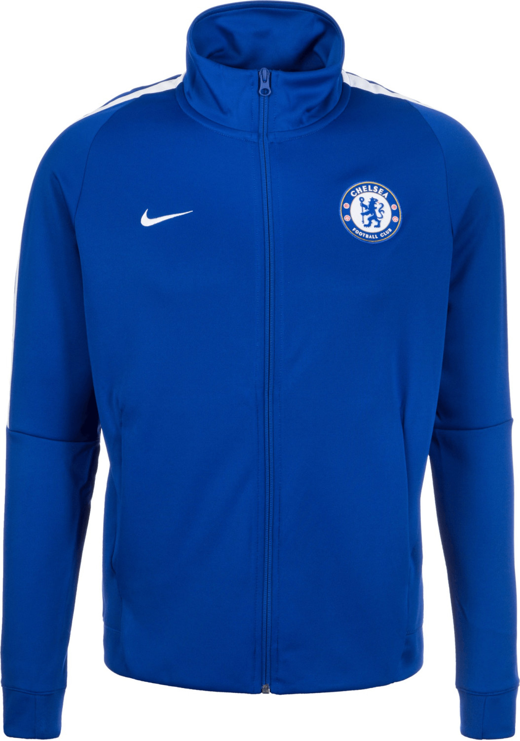 Nike FC Chelsea London Franchise Jacke rush blu...