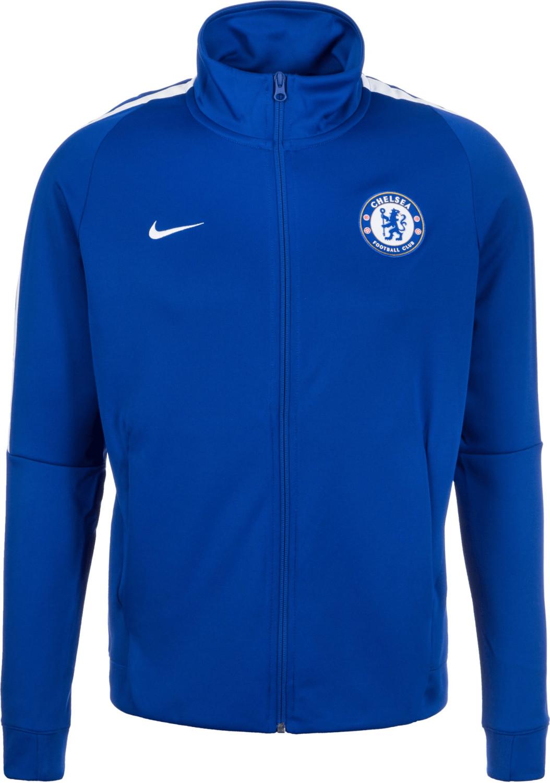 Nike FC Chelsea London Franchise Jacke rush blu...
