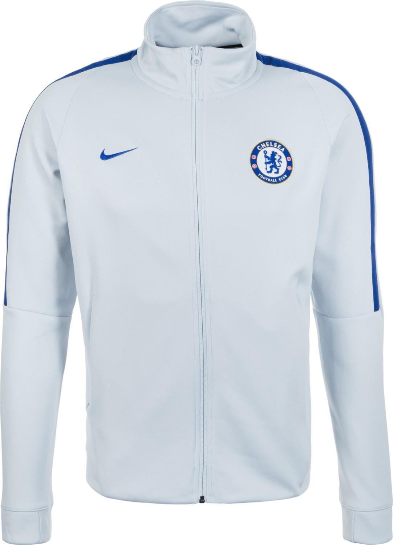 Nike FC Chelsea London Franchise Jacke pure pla...