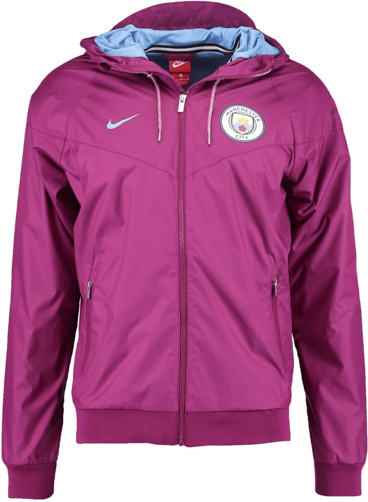 Nike Manchester City Authentic Windrunner Jacke...