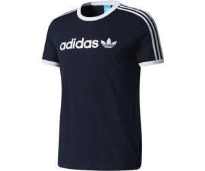 adidas herren clfn t-shirt schwarz m