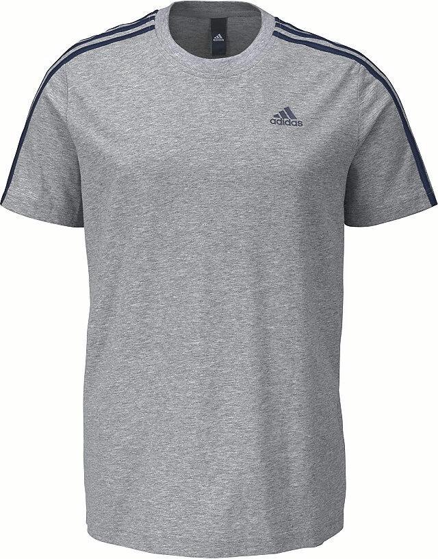 Adidas Essentials 3 Streifen T Shirt ab € 12,47