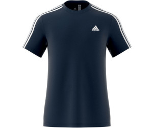 Adidas Essentials 3-Strips T-Shirt Collegiate Navy (B47359)