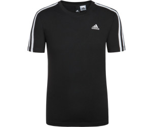 Adidas Essentials 3-Strips T-Shirt Black (S98717)