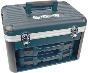mannesmann m29087 werkzeugkoffer 163 tlg ab 60 00 preisvergleich bei. Black Bedroom Furniture Sets. Home Design Ideas