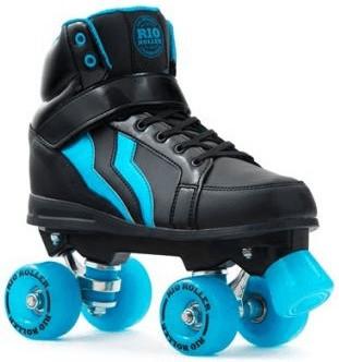 Rio Roller Kicks Style black/blue