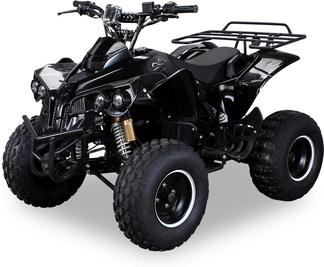 Actionbikes Kinderquad S-10 Elektro 1000 W schwarz