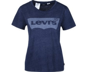 Levi's The Perfect Graphic Tee Indigo Batwing (173690-249)