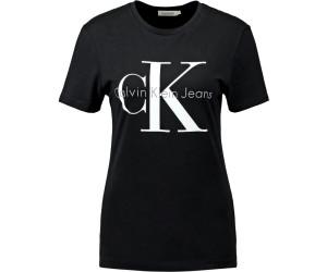 Calvin Klein Slim Logo-T-Shirt black (J2IJ202092-965)