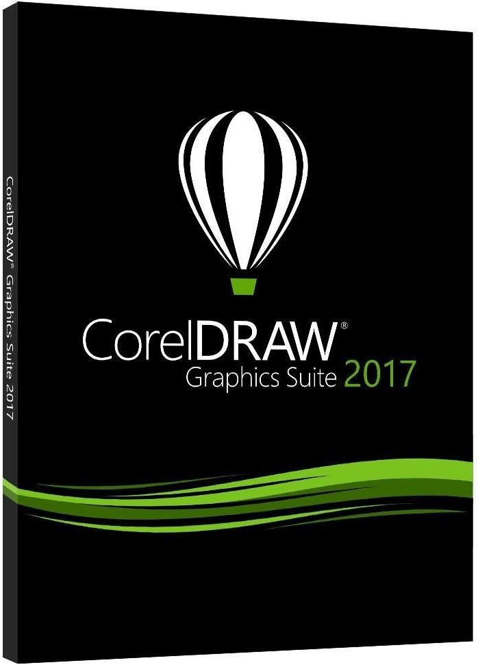 Corel CorelDRAW Graphics Suite 2017 (EN) (Box)