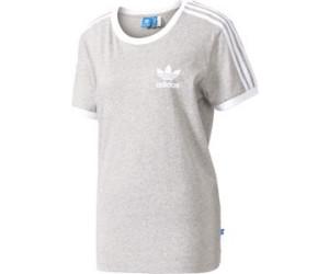 adidas t shirt damen weiß 3 stripes