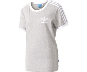 Adidas 3-Streifen T-Shirt Medium Grey Heather (BK7131)