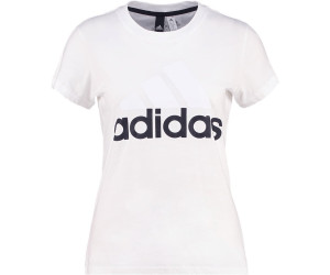 Adidas Essentials Linear T-Shirt White (S97214)