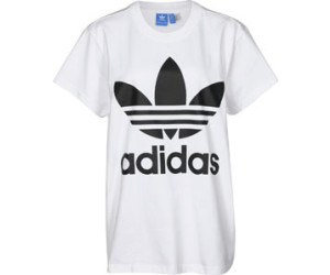 Adidas Big Trefoil-T-Shirt White/Black (BR9820)