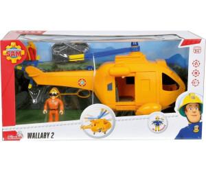 Simba Feuerwehrmann Sam Hubschrauber Wallaby Ii Mit Figur Ab 2429