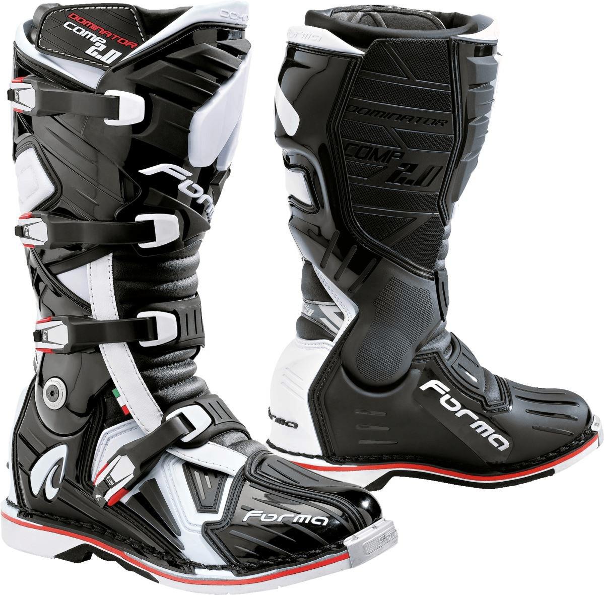 Forma Boots Dominator Comp 2.0 schwarz