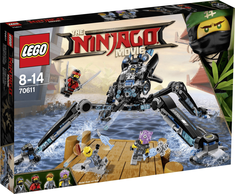LEGO Ninjago - Nya´s Wasser-Walker (70611)