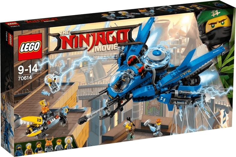 LEGO Ninjago - Jays Jet-Blitz (70614)