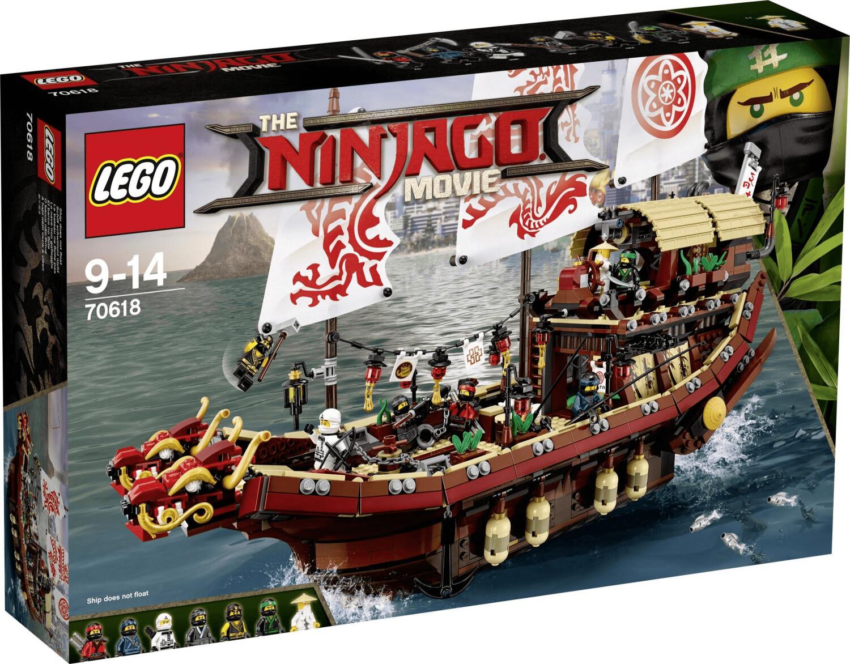 LEGO Ninjago - Ninja-Flugsegler (70618)