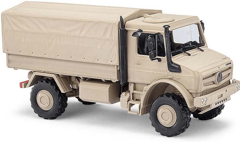 Büsch Mercedes Unimog U 5023, Militär, Sandf. (...