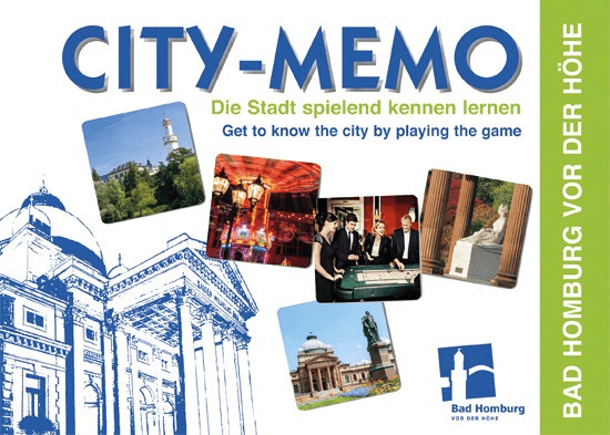 City-Memo Bad Homburg vor der Höhe
