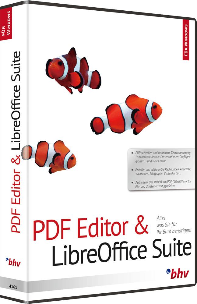 bhv PDF Editor & LibreOffice Suite