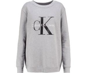 Calvin Klein Logo-Sweatshirt Crew Neck grey (J2IJ202091038-38)