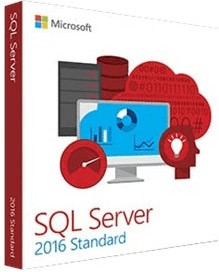Microsoft SQL Server 2016 Standard (10 User) (E...
