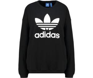 Adidas Trefoil Sweatshirt Black (BK5916)