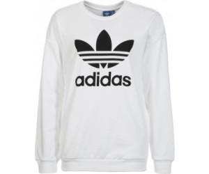 Adidas Trefoil Sweatshirt White (BP9498)