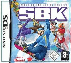 Snowboard Kids (DS)