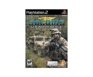 Buy Socom 3 - U S  Navy Seals (PS2) from £9 99 – Best Deals