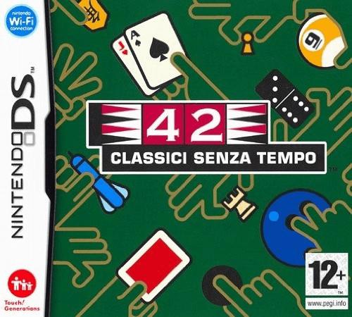 Image of 42 Classici senza tempo (DS)