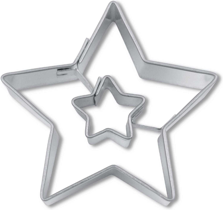 Städter Ausstecher Stern 4 cm