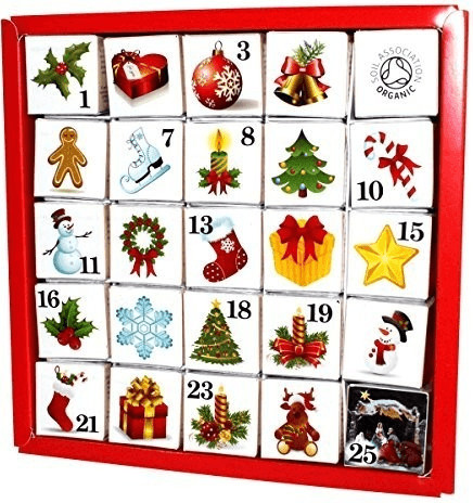 English Tea Shop Tee Adventskalender Christmas ...