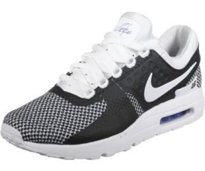 Nike Air Max Zero Essential Sneakers Turnschuhe Laufschuhe 876070004 Schwarz