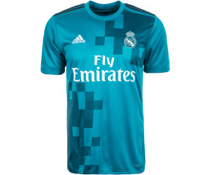 877eff7a6 Buy Adidas Real Madrid 3rd Jersey 2017 2018 from £42.99 – Best Deals on  idealo.co.uk