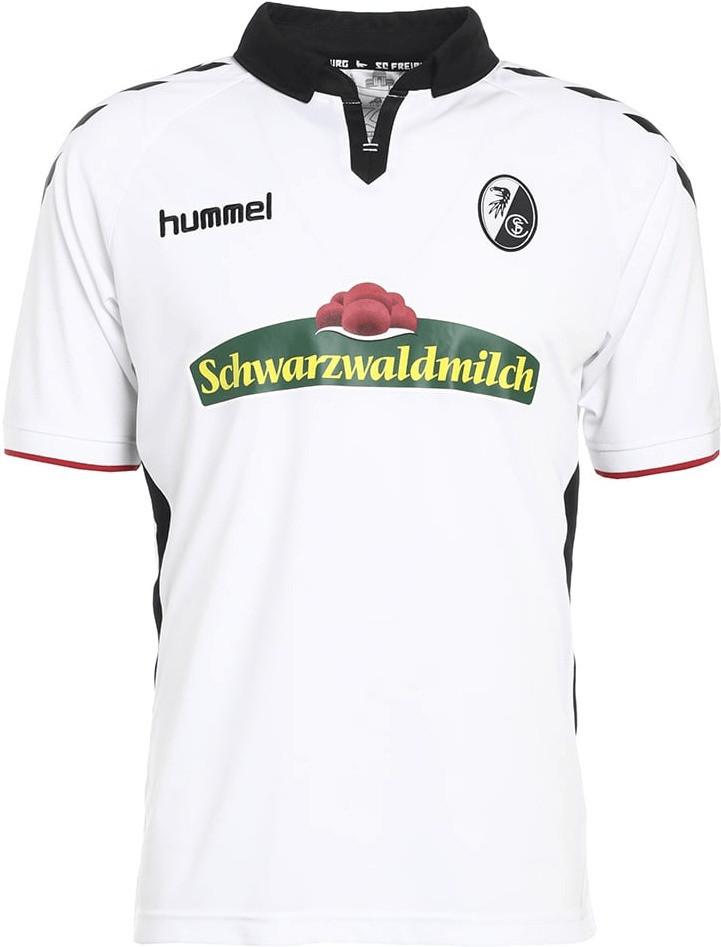 Hummel SC Freiburg Away Trikot 2017/2018