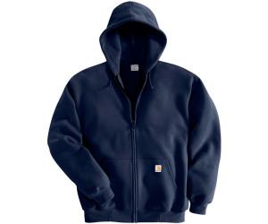 Carhartt Midweight Hooded Zip Front Sweatshirt grey (K122-472-S004)