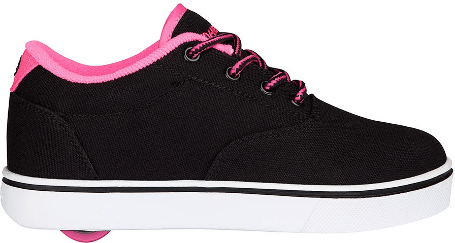 Heelys Launch black/neon-pink/white