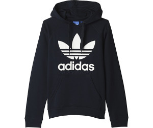 Adidas Orginals Trefoil Hoodie Men black (BJ8967) ab 49,95