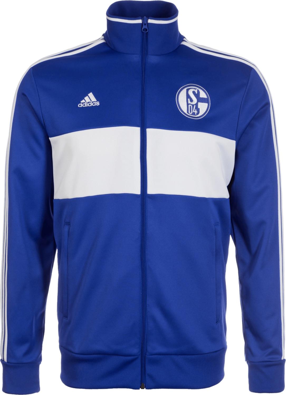 Adidas FC Schalke 04 Fan Trainingsjacke 2017/2018
