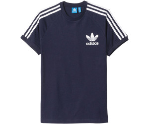 adidas blau shirt