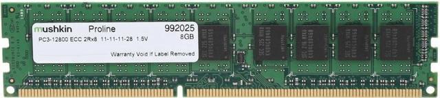 Image of Mushkin 8GB DDR3-1600 (992025)