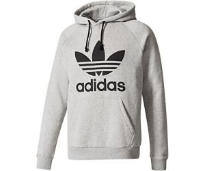 d073fc1ac5904a Adidas Orginals Trefoil Hoodie Men grey (BR4164) ab 39,05 ...