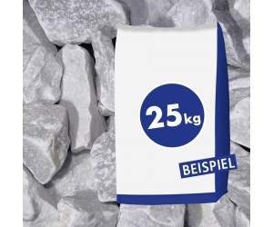 Hamann Marmorbruch Carrara weiß 40-70 mm 25 kg