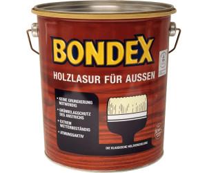 Bondex Holzschutzlasur 4 l Eiche
