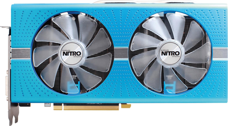 Sapphire Radeon RX 580 NITRO+ Special Edition 8GB GDDR5