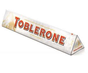 Toblerone Weiß (360g)