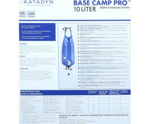 katadyn base camp pro 10 l ab 94 32 preisvergleich bei. Black Bedroom Furniture Sets. Home Design Ideas